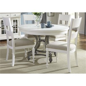 Harbor View 5 Piece Round Dining Set (A)