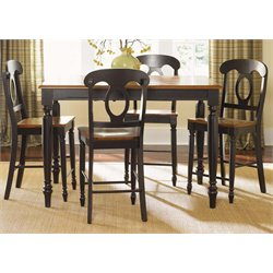 Low Country 5 Piece Counter Height Dining Set