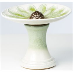 Alfresco Home Daisy Bird Bath-C