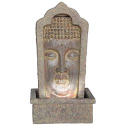 Alfresco Home Buddha Fountain