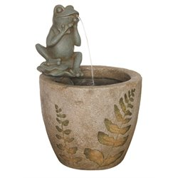 Alfresco Home Piper Outdoor Fountain