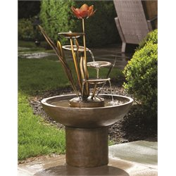 Alfresco Home Laghetto Outdoor Fountain