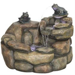 Alfresco Home Rana Outdoor Fountain