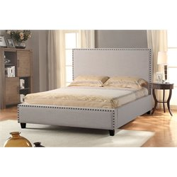 Diamond Sofa La Jolla Upholstered Bed