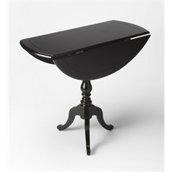 Butler Specialty Masterpiece Drop-leaf Pedestal Table