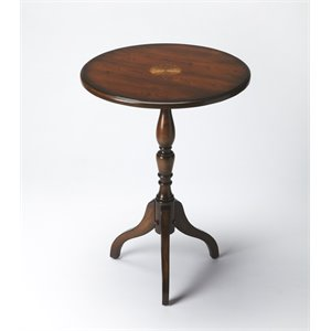 Butler Specialty Round Pedestal Table-SH5