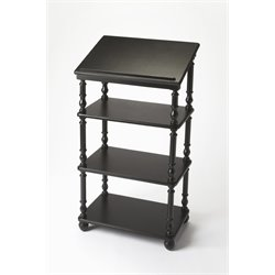 Butler Specialty Masterpiece Alden Lectern in Black Licorice