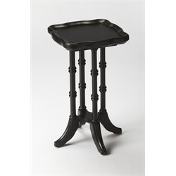 Butler Specialty Masterpiece Briscoe End Table in Black Licorice