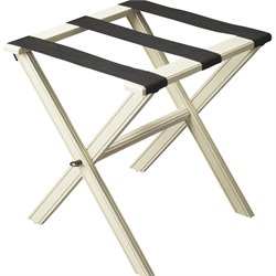 Butler Specialty Masterpiece Anthony Luggage Rack in Cottage White