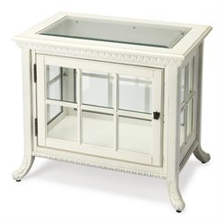Butler Specialty Masterpiece Chopin Accent Chest in Cottage White