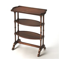 Butler Specialty Masterpiece Anton End Table in Antique Cherry