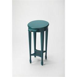 Butler Specialty Masterpiece Oval End Table in Green
