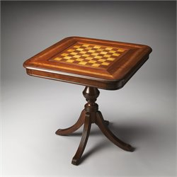 Butler Specialty Masterpiece Game Table in Antique Cherry