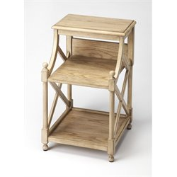 Butler Specialty Masterpiece End Table in Driftwood