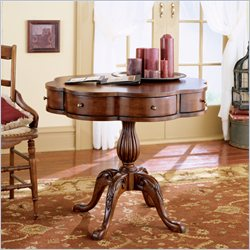 Butler Specialty Plantation Cherry Clover Pedestal Table
