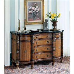 Butler Specialty Heritage Wood Credenza Console Table