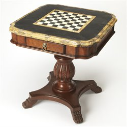 Butler Specialty Heritage Wood Pedestal Game Table