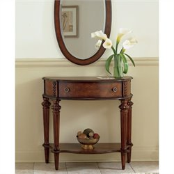 Butler Specialty Plantation Cherry Wood Console Table