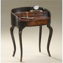 Butler Specialty Artists' Originals Ladies Noir Writing Desk