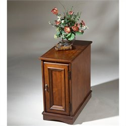 Butler Specialty Chairside Chest in Plantation Cherry Finish