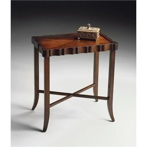 Butler Specialty Tea Table in Plantation Cherry