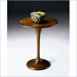 Butler Specialty Accent Table in Antique Cherry
