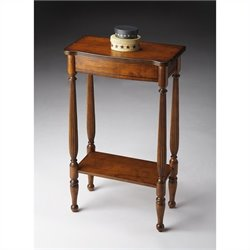 Butler Specialty Console Table in Antique Cherry
