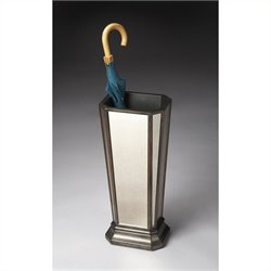 Butler Specialty Umbrella Stand in Mirror