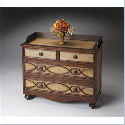 Butler Specialty Drawer Chest in Heritage Finish
