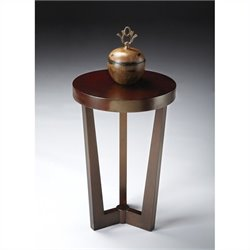 Butler Specialty Accent Table in Merlot