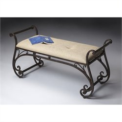 Butler Specialty Metalworks Bench