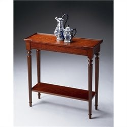Butler Specialty Console Table in Plantation Cherry