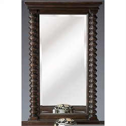 Butler Specialty Mirror in Heritage Finish