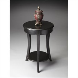Butler Specialty Masterpiece Accent Table in Black Licorice