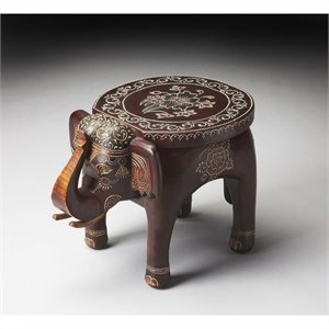 Butler Specialty Artifacts Accent Table