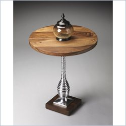 Butler Specialty Modern Expressions Pedestal Table