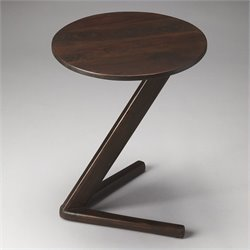 Butler Specialty Modern Expressions Accent Table in Dark Walnut