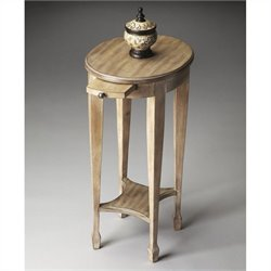 Butler Specialty Masterpiece Accent Table in Driftwood
