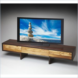 Butler Specialty Loft Entertainment Center
