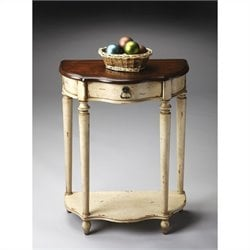 Butler Specialty Artists' Originals Console Table in Vanilla