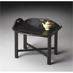 Butler Specialty Masterpiece Butler Table in Black Licorice