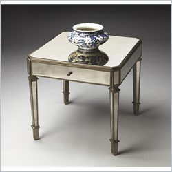 Butler Specialty Masterpiece Accent Table in Mirror