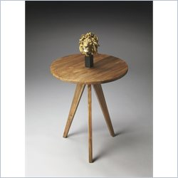 Butler Specialty Loft Accent Table in Natural Wood