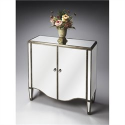 Butler Specialty Masterpiece Door Accent Chest in Mirror