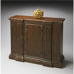 Butler Specialty Artists' Originals Door Chest in Tobacco Leaf