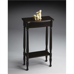 Butler Specialty Masterpiece Console Table in Rubbed Black