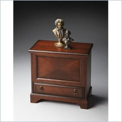 Butler Specialty Lift-Top Chest in Plantation Cherry