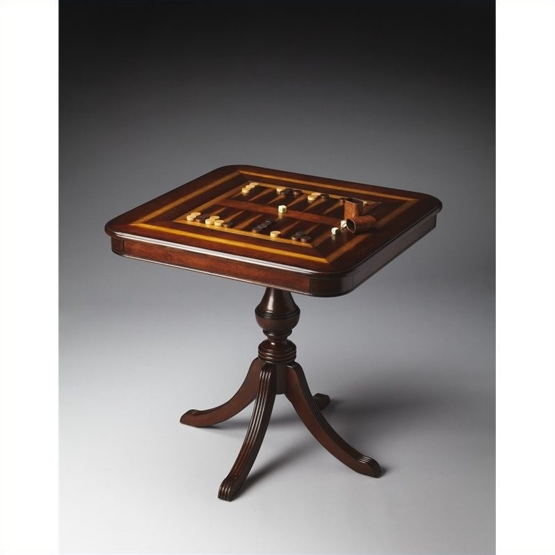 Butler Specialty Game Table in Plantation Cherry