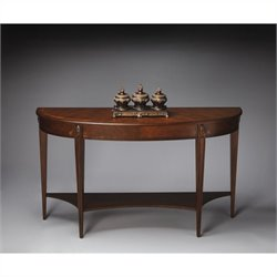 Butler Specialty Masterpiece Demilune Console Table
