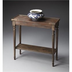 Butler Specialty Masterpiece Console Table in Dusty Trail